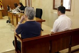 Juzgado un guardia por dar una paliza a un detenido en un club nocturno de Alcúdia