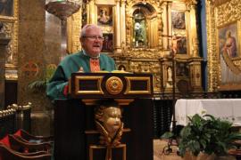 El obispo Salinas asistirá a la canonización de fray Junípero Serra