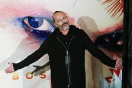 Suspendido el concierto de Miguel Bosé en Palma
