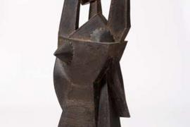 Gerard Matas propone un viaje por sus esculturas recientes en Can Prunera