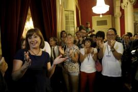 Armengol, presidenta de Balears
