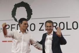 Zapatero homenajea a España por el matrimonio gay en el acto de recuerdo a Zerolo