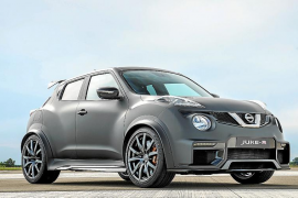 El Nissan Juke-R 2.0 ha debutado en el Goodwood Festival of Speed