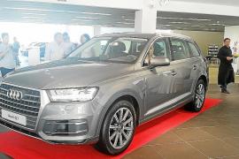 Audi Center Palma presentó el pasado jueves el nuevo Q7