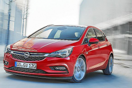 Nuevo Opel Astra: ligero, estilizado e innovador