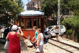 Accidente del tranvía de Sóller.