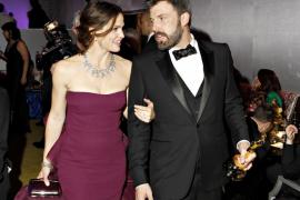 Jennifer Garner y Ben Affleck.