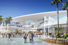 Cort encarga un informe para saber si es viable paralizar el centro comercial en Ses Fontanelles