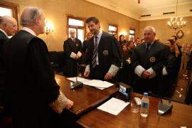 El nuevo presidente de lo Social del TSJIB prioriza mejorar los juzgados