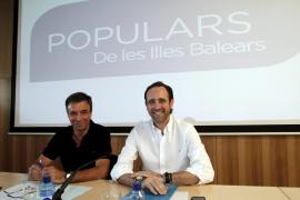 El PP balear da su apoyo a Bauzá para que sea senador autonómico