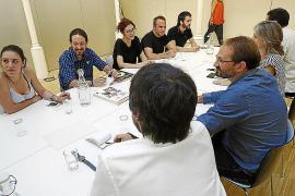 «Disconformidad» en Podemos Balears con las primarias validadas por la dirección nacional