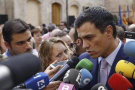 Pedro Sánchez promete que si es presidente Balears tendrá «un aliado en Madrid»