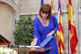 Francina se subió al árbol de la Historia en su discurso para dar consistencia a su Govern