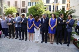 Los nuevos consellers del Govern de Armengol toman posesión