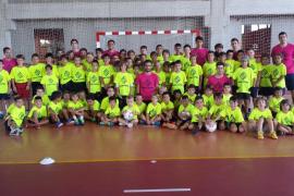 Éxito del campus del Palma Futsal con más de 250 participantes