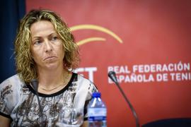 La Federación Española de Tenis destituye a Gala León