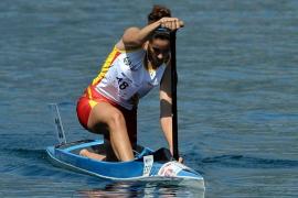 Belén Arnao se cuelga el bronce en el Europeo de Piragüismo