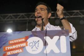 Tsipras pide a los griegos hacer nuevamente Historia y decir 'no' a ultimátum