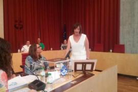 Salord, investida presidenta del Consell de Menorca