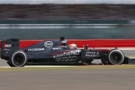 Alonso aconseja que «el que se frustre que apague la tele»