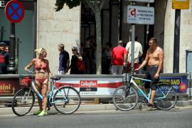 Mallorca registrará este domingo máximas de 38ºC
