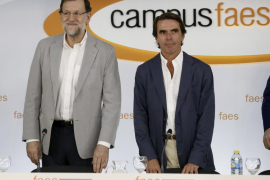 Rajoy acusa a Pedro Sánchez de ser un «títere de los radicales»