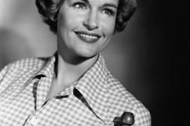 Muere la madre de Michael Douglas, la actriz Diana Douglas