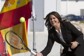 Conchita Martínez, nueva capitana del equipo de la Copa Davis