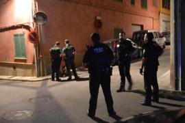 'El Beteta' y 'El Chinete', detenidos por  una pelea con cuchillos en Andratx