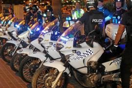 Policías de la trama de la Platja de Palma, 'cazados' al incumplir órdenes cautelares