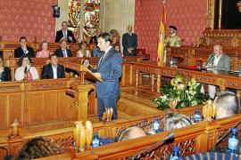 El nuevo organigrama del Consell costará 609.800 euros más cada año