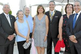 Relevo en la presidencia del Club Rotary Palma Almudaina