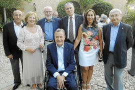 Relevo presidencial en el Club Rotary Mallorca