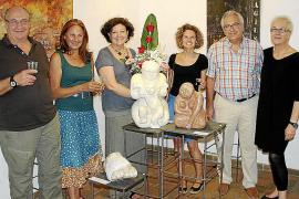 Francisca Llabrés expone su obra en Art Mallorca