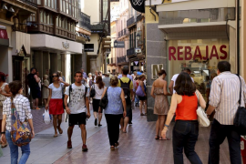 El comercio textil de Mallorca registra en junio el mejor resultado en 7 años