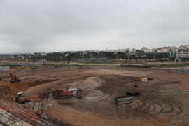 Cort y el Mallorca inician los contactos para permutar el Lluís Sitjar y Son Moix