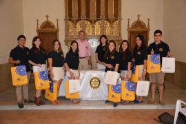 Becarios de Baja California estudiarán la figura de Juníper Serra y la promocionarán