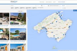 La oferta extrahotelera a través de portales de internet se triplica en Balears en un año