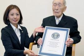 Muere a los 112 años el japonés reconocido como el hombre más viejo del mundo