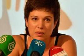 Talegón dice 'no' a Podemos pero sigue dispuesta a confluir con plataformas