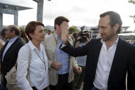 El PP defiende la legitimidad de que Bauzá sea senador