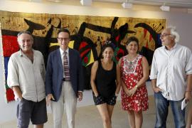 Los nietos de Miró invocarán el espíritu libre del artista con una 'performance'