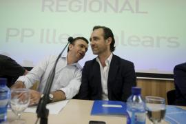 Bauzá está obsesionado en poner a Miquel Vidal como presidente interino