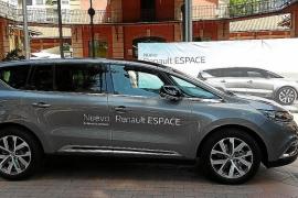 Dibauto Plus presentó el nuevo Renault Espace
