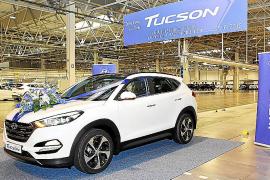Ha comenzado la producción del nuevo Hyundai Tucson