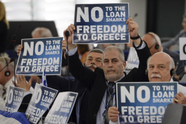 Grecia pide un tercer rescate