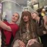 Johnny Depp visita un hospital infantil disfrazado de Jack Sparrow