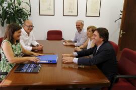 Garrido quiere lograr el «crecimiento especulativo cero» en Mallorca