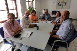 Bonet y Palomino llegan con la intención de «modernizar» el Consell