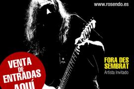 Rosendo regresa a Mallorca con el tour 'Mentira me parece...'